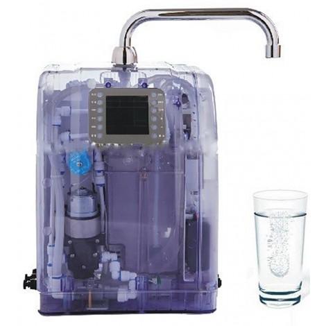 Sistema Ionizzatore acqua RO con rubinetto domestico
