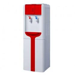 Colonnina acqua refrigerante caldo freddo classica colorata bordeaux rossa