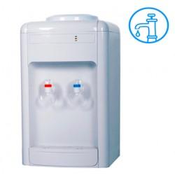 Colonnina dispenser acqua sovrabanco da banco con attacco idrico